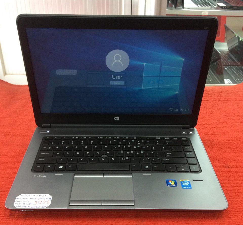 Laptop HP ProBook 640 G1 chính hãng